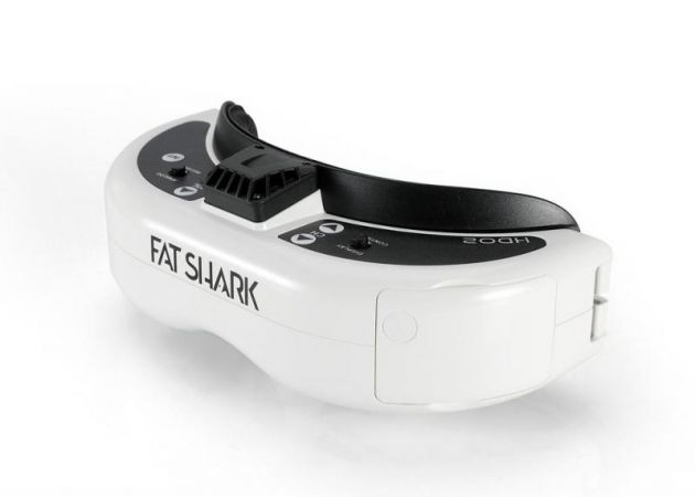 Fat Shark Dominator HDO V2 - Best FPV Racing Drone Goggles